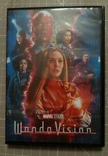 WandaVision Season 1 DVD English Francais Marvel MCU Wanda Vision
