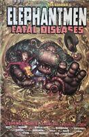 Elephantmen Fatal Diseases Volume 2 Image Comics 1st Print 2009 HC Unread NM