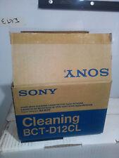 SONY BCT-D12CL DIGITAL BETACAM CLEANING CASSETTE