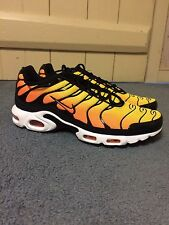 Nike Air Max Plus Tn Sz 13 Orange 647315 700