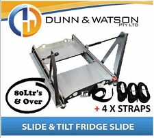Slide & Tilt Fridge Slide - 80Ltr & Over (Waeco, Engel, ARB, Heavy Duty)