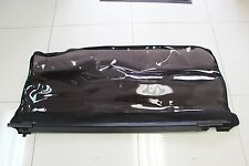 Jeep Wrangler Soft Top Back Glass w/ Molding Tinted OEM