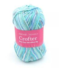 4 Skeins of Sirdar Snuggly Baby Crofter DK Knitting Yarn Color #166