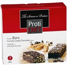 ProtiDiet - Crunchy Cereal Chocolate High Protein Diet Bar