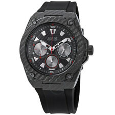 Guess Legacy Black Dial Men's Watch W1048G2