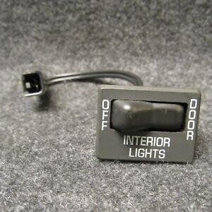 1993-1996 Lumina APV Silhouette Transport Inner Interior Lights Switch OEM C783
