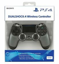 Sony Playstation 4 PS4 Controller Wireless Dualshock 4 V2 - Steel Black