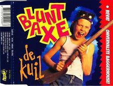 BLUNT AXE - De kuil 6TR CDM 1992 EURODANCE / Dutch