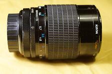 Famoso Kiron 105 Macro f2.8. Montura MD. Para Sony A7 con adaptador.
