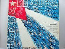 Historia de Cuba  Segunda 2A  Editada por Junta Educacional Patriotica Cubana LP