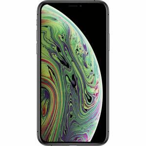 Apple iPhone XS Space Gray 256GB A1920 LTE GSM CDMA Verizon Unlocked-Very Good