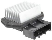 HVAC Blower Motor Resistor Front Wells JA1621