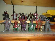 Godzilla / Ultraman / Ultra monsters HUGE Figure Lot
