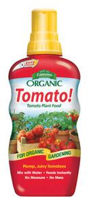 Espoma Organic  Tomato  Liquid  Organic Plant Food  18 oz.