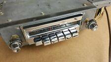 Chrysler Philco Radio 1955 1956