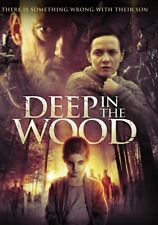 DEEP IN THE WOOD (DVD, 2015) USED VERY GOOD