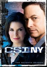 CSI NY THE SEVENTH SEASON 7 New Sealed 6 DVD Set