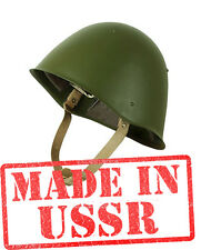 Russian Steel Helmet Military Soviet Army WWII USSR protect soldier SSH40-68