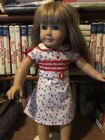 American Girl Kit reporter dress (NWOB)