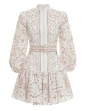 EDIE BUTTON DOWN SHORT DRESS  Current Collection RRP$995