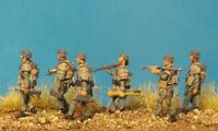 Germania Figuren 1/72 WWII German Grenadiers with Zeltbahn - Ardennes #WW2-041