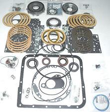 GM 4L60E 4L65E Rebuild Kit Molded Rubber Pistons & Clutch Pack 2004-2013