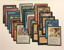 Magic The Gathering Trading Card Lot Alliances Set MTG (22 Cards)