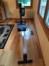Concept 2 Model D Indoor Rowing Machine with PM5 Light Gray