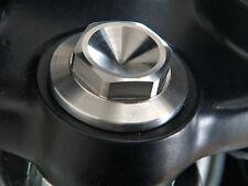 Xt350 sr500 xt500 xt600 xtz750 KEDO in acciaio inox BULLONE STERZO TOP YOKE screw