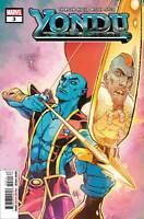 Yondu #3 Cully Hamner Cover Marvel Comic 1st Print 2019 unread NM