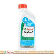 Castrol radicool Anticongelante Concentrado Verano Refrigerante Anti Congelamiento 1 Litro 1l