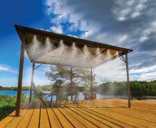 Nebel Kühlung Wasser, Wasser benebelung Kühlsystem, 7,5m 15m