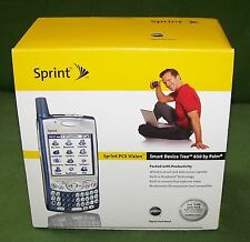 Brand NEW, Factory Sealed Palm Treo 650 - Blue/Silver PCS (Sprint) Smartphone