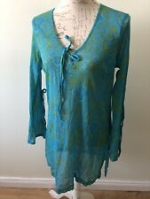 Ladies Beach Cover Up Size 12