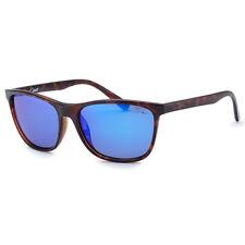Bloc Gafas Carey Azul Lente Deportes Gafas de sol P604 ajuste de pequeño y mediano