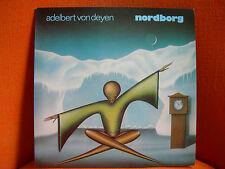 VINYL 33T – ADELBERT VON DEYEN : NORDBORG – KRAUTROCK SYNTH AMBIENT ELECTRONIC