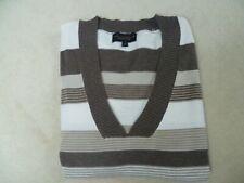 Stunning Brown & Cream mix jumper by Paul Costelloe Dressage - size 3