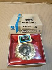 SHIMANO DURA ACE PRO RACING 6 SPEED FREEWHEEL NEW BOXED NOS RARE VINTAGE Gold...