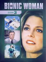 The Bionic Woman - Season 3 (Boxset) (Keepcase) New DVD