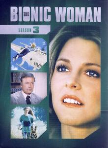 The Bionic Woman - Season 3 (Boxset) New DVD