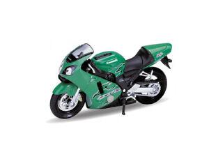 Kawasaki ZX-12R (2001) Diecast Model Motorcycle 12167
