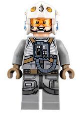 LEGO STAR WARS Sandspeeder Gunner MINIFIG new from Lego set #75204 New