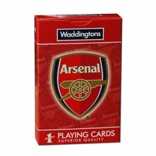 Arsenal FC Waddingtons Number 1 Playing Cards