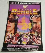 WWF Royal Rumble 1993 (Original Vintage Poster)