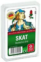 SKAT JOKER DTSCH.BILD - Toy ASS Spielkartenfabrik NEW