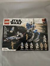 Lego Star Wars 501st Legion Clone Troopers 75280 285 Pcs