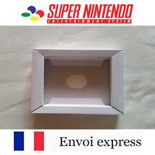 Cale neuve pour boite de jeu Super Nintendo SNES - insert inner tray inlay
