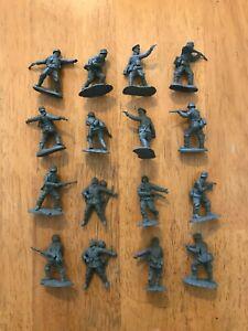 OOP Conte WWII German Infantry Wehrmacht Set #1 complete loose
