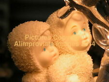 Dept 56 Snowbabies Up Into The Stars! 69169 NeW! Mint! FabUloUs!