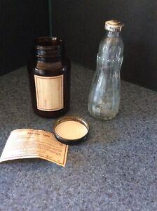 Old Veterinary Bottles